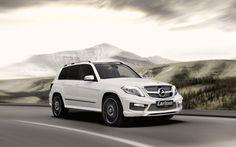 Carlsson voorziet Mercedes GLK van sportievere looks