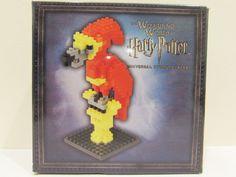Nanoblock  Harry Potter Phoenix Fawkes Universal Studios Japan Building Toy