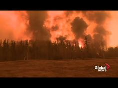 Fort McMurray wildfire within metres of Highway 63