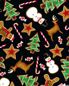 100 Best Holiday Christmas Fabrics Images Christmas