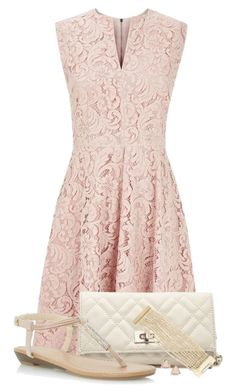 """""""English Country Dancing"""" by itsactuallyvictoria ❤ liked on Polyvore featuring Burberry, Forever 21, NAKAMOL, Dorothy Perkins, Kendra Scott and country"""