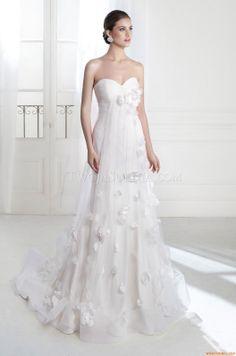 Vestidos de noiva Fara Sposa 5254 2013