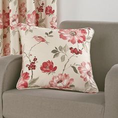 Vivien Collection Piped Cushion | Dunelm