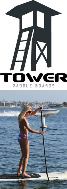 Standup Tower Boarding is great exercise - as seen on Shark Tank