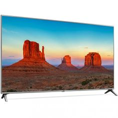 The #LG 86UK6500PLA HDR Ultra HD 4k Smart #LEDTV delivers immense detail and vivid colours presented on a #4K #IPS display. It provides True Colour Accuracy which brings you the most accurate colours from any viewing angle. Another exciting feature of this #television is LG's ThinQ artificial intelligence.