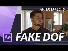 How to create realistic BOKEH Blur & Focus Pull in Adobe After Effects (CC 2017 Tutorial) - YouTube