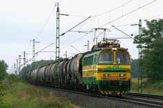 """laminatka"" with tank train. Rail Europe, Locomotive, Electric, Vehicles, Board, Life, Travel, Old Trains, Model Trains"