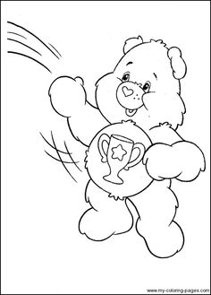 Care Bears Coloring-094