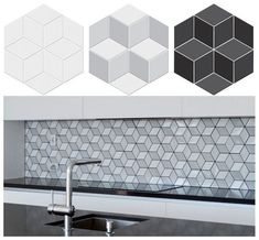 #cubetiles make a great #geometric feature! These Tiles are available at Complete Tiles & Stone Brisbane #homedesign#interiordesign#interiorstylist#bathroom#bathrooms#bathroomdesign#naturalbathrooms#beautifulhomes#designideas#tiles#tileaddiction#tilelove#interiorlove#interiorarchitecture#completetilesandstone #brisbanenorth#Bathroomtilesbrisbane#brisbanetileshop#brisbanenorthside#northbrisbane#brisbanenorthtiles#splashback by completetilesandstone http://discoverdmci.com