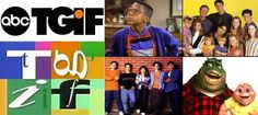 90's TGIF lineup... I used to live by it :)
