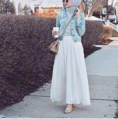 جيبات محجبات 2018 غاية في الروعة والجمال • مجلة تمر هندي