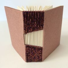 Image result for Buttonhole bookbinding