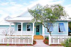 Built by Glenn Layton Homes in Paradise Key South Beach, Jacksonville Beach, Florida.