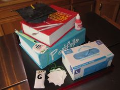 This is an awesome dental hygiene cake!!