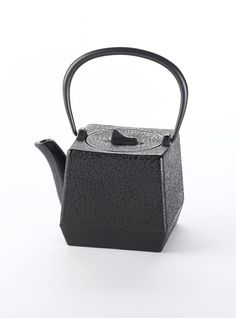 NAKANO Japanese Cast Iron Teapot Cast Iron, Tea Pots, Shabby Chic, Stainless Steel, Japanese, Traditional, Shopping, Collection, Japanese Language
