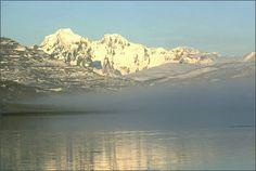 Iles kerguelen - Mont Ross