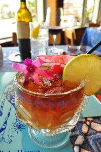 Mama's Fish House- Maui- Mai Tai! Gotta have it!  Supposed to be one of the best restaurants on Maui!