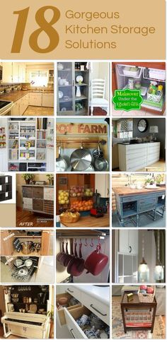 1000 images about kitchen ideas on pinterest laminate for Kitchen countertop storage solutions