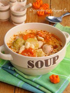 Az otthon ízei: Kelbimbó leves