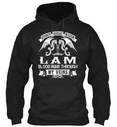 LAM - Blood Name Shirts #Lam