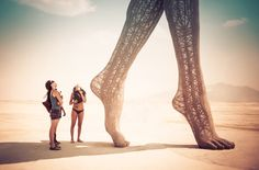 Burning Man - StuckInCustoms.com by Trey Ratcliff, Amazing series of BM photos, check it out!