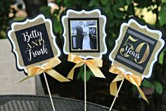 Let us add a CHARMING TOUCH to your event with our Anniversary Custom Party Decorations. 50th Wedding Anniversary Decorations, Anniversary Banner, Golden Wedding Anniversary, Anniversary Parties, Anniversary Ideas, Happy Anniversary, Anniversary Quotes, Wedding Decoration, Special Occasion