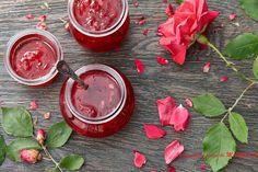 Il Pomodoro Rosso di MAntGra: Confettura di petali di rose rosse