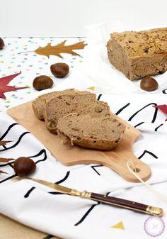 Glutenfreies Maronen-Brot | Marille's Cuisine  #glutenfree #chestnut #bread