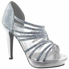 783082e25f7 Silver Touch Ups Carey Bridal Shoes http   www.bellissimabridalshoes.com