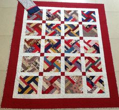 Quilts of Valor made by members of Quilt Guild by the Sea.  October 2015