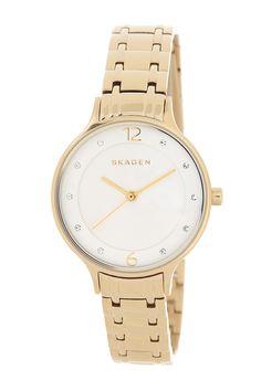 Skagen - Women's Anita Bracelet Watch at Nordstrom Rack. Free Shipping on orders over $100.