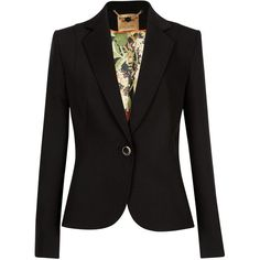 6c5107a271168 Ted Baker Theaa Stretch Crepe Suit Jacket