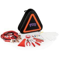 TCU Texas Christian Roadside Emergency Kit