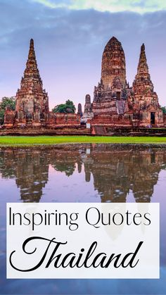Looking for the best quotes about Thailand and its culture? These fun Thailand travel quotes are great for using on your blog or Instagram captions, many my famous authors and world travellers. Hiking Quotes, Thailand Travel, Captions, Adventure Travel, Authors, The Best, Best Quotes, Inspirational Quotes