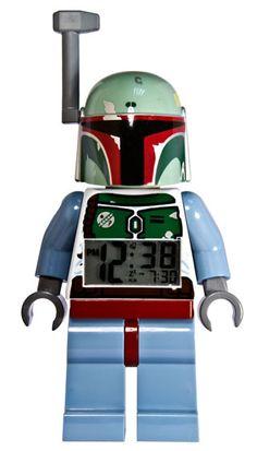 Boba Fett LEGO Minifigure Alarm Clock  £26.49