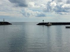 Mcquade boat launch - Duluth, MN Lake Superior. PHOTO BY: Jeanne Peloquin
