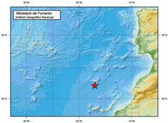 terremoto atlántico norte canarias madeira