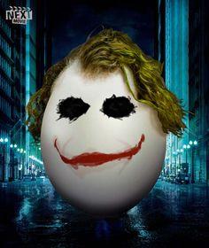 The Dark Knight egg