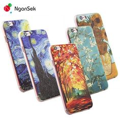 3D Painting Cell Phone Case For iPhone 7 Plus