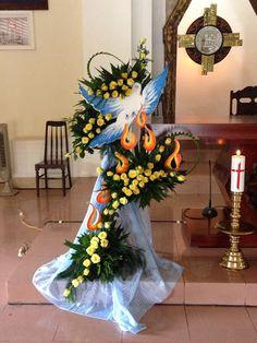 Mẫu cắm hoa trong Phụng vụ (5)