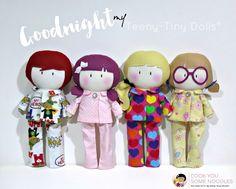 My Teeny-Tiny Doll® Pajama Set