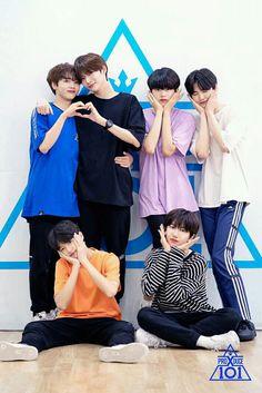 produce x 101 Produce Stand, Produce 101, K Pop Music, Album Songs, K Idol, Starship Entertainment, Girl Dancing, Plush Animals, Theme Song