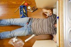DIY Home Improvement Skills Every Adult Should Know - Simple and Quick Home Improvement Projects - Thrillist Plumbing Problems, New Homeowner, Home Repairs, Valentines Diy, Home Improvement Projects, Home Buying, Digital Marketing, Online Marketing, Improve Yourself