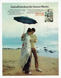 Vintage 1971 Smirnoff Print-Ad