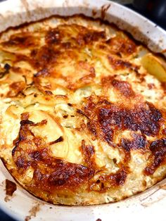 12 of Ina Garten's Most Delicious Thanksgiving Side Dishes to Try Ina Garten Side Dishes: Potato, Fennel & Gruyère Gratin Vegetable Side Dishes, Vegetable Recipes, Vegetarian Recipes, Cooking Recipes, Side Dishes For Turkey, Cooking Tips, Best Thanksgiving Side Dishes, Thanksgiving Recipes, Holiday Recipes