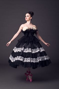 Behold Valentino's Costumes for the New York City Ballet - It's Showtime - Racked NY
