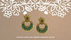 Fashion Jewellery Trends Emerging In 2020 Fashion And Beauty Tips, Imitation Jewelry, Cross Designs, Mosaic Patterns, Unique Outfits, Fashion Jewellery, Neon Colors, Brass Chain, Jewelry Trends
