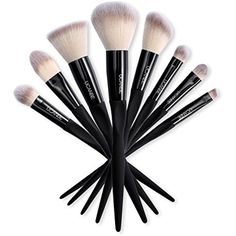 Baomabao 8pcs Makeup Brush Set Tools for Face Eyes *** More info could be found at the image url. (This is an affiliate link) #Makeup