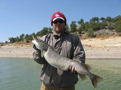 Pike Fishing in New Mexico
