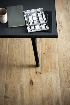 natural Treverkever - Hard wood effect stoneware flooring | Marazzi